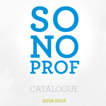 Catalogue sono Sonoprof