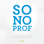 Catalogue complet Sonoprof