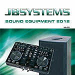 Catalogue jbsystems 2012