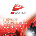 Catalogue JBSystems Lumières 2014