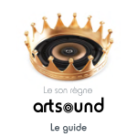 Catalogue Artsound le guide 2016