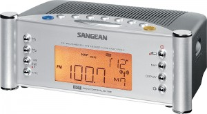 Radio Réveil SANGEAN RCR-2