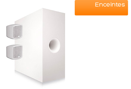 enceintes artsound tutto