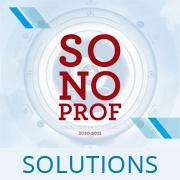 Catalogue solutions Sonoprof