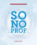 Catalogue sono Sonoprof